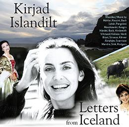 Kirjad Islandilt DVD